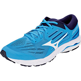 Mizuno Wave Stream 2 Shoes Herren malibu blue/white/blue wing teal